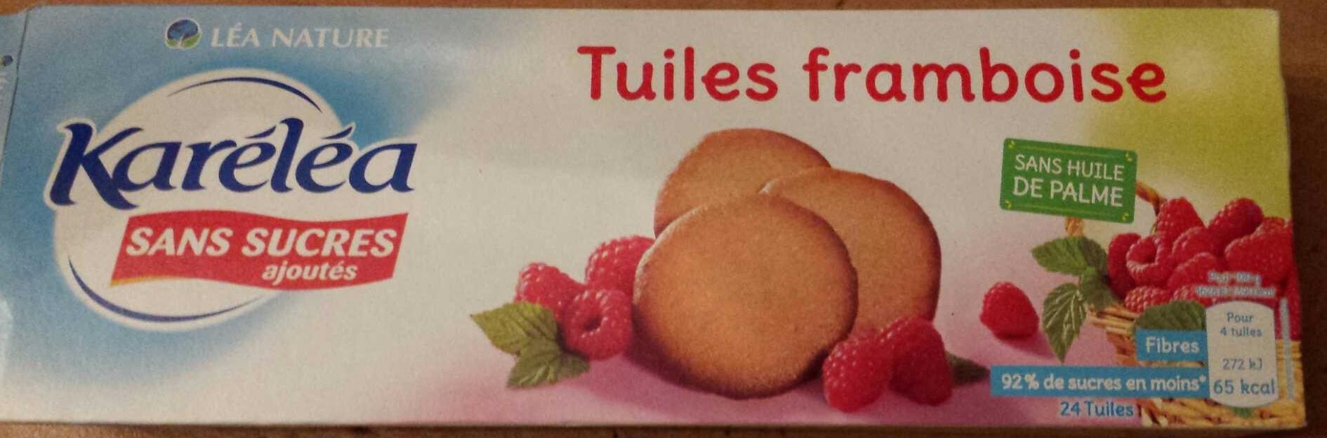 Tuiles Framboises - Produit - fr