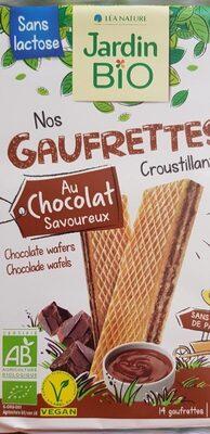 Nos gaufrettes croustillantes - Product - fr