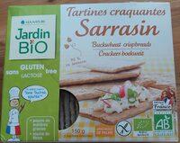 Tartines craquante Sarrasin - Product - fr