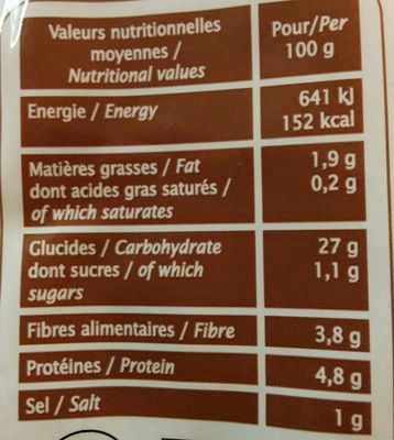 Quinoa - Voedigswaarden