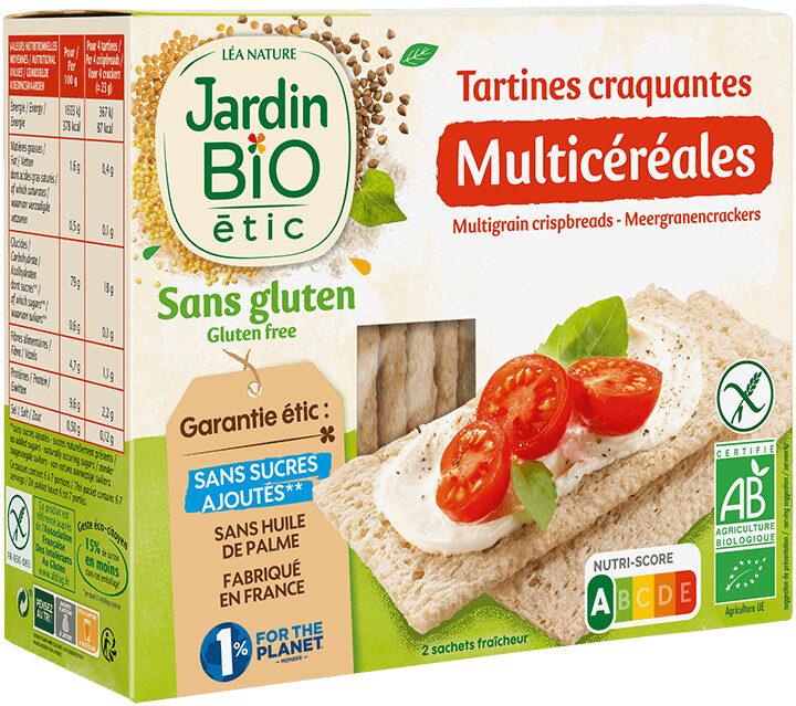 Tartines craquantes Multicéréales - Product - fr
