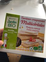 Tartines craquantes multicéréales - Product