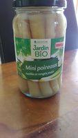Mini-poireaux Bio - Produkt - fr