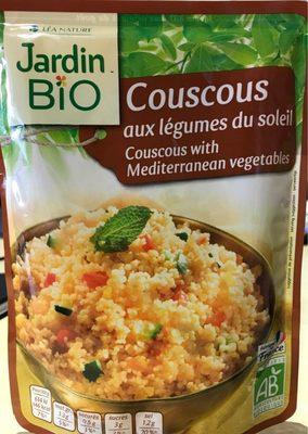 Couscous aux légumes du soleil - Produit