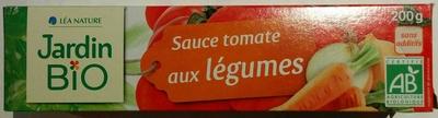 Sauce tomate aux légumes bio - Produit