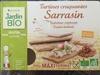 Tartines craquantes sarrasin - Produkt