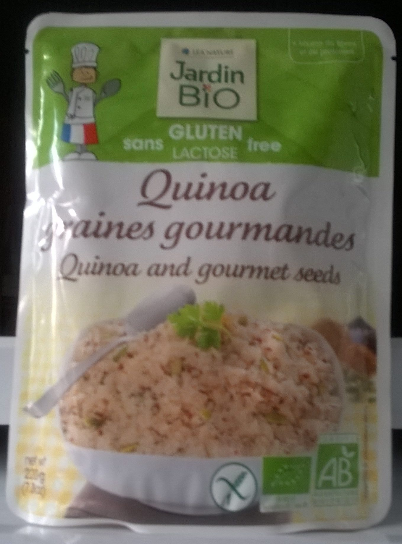 Quinoa Graines Gourmandes - Product