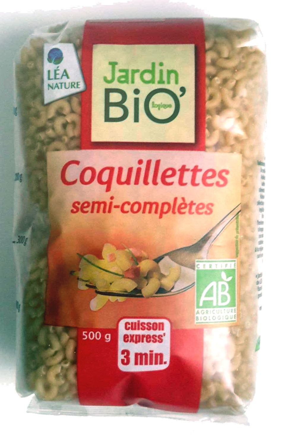 Coquillettes Semi-Complètes - Product - fr