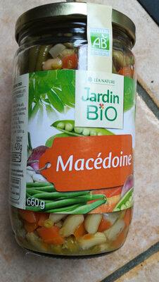 660G Macedoine Jardin Bio - Produit