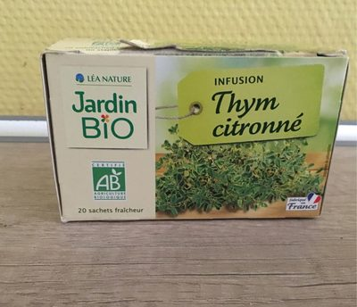 Infusion Thym Citronné - Product