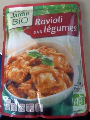 Ravioli de légumes - Produit - fr