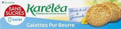 GALETTES PUR BEURRE SANS SUCRES - Product - fr