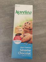 Cookie aux Graines de Sésame et Pépites de Chocolat - Produit