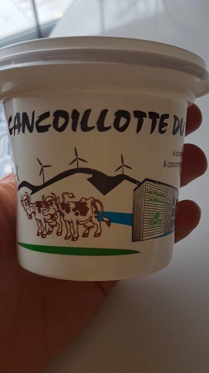 Cancoillotte - Produit