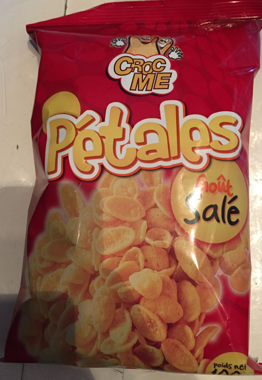 Pétales goût Salé - Product - fr