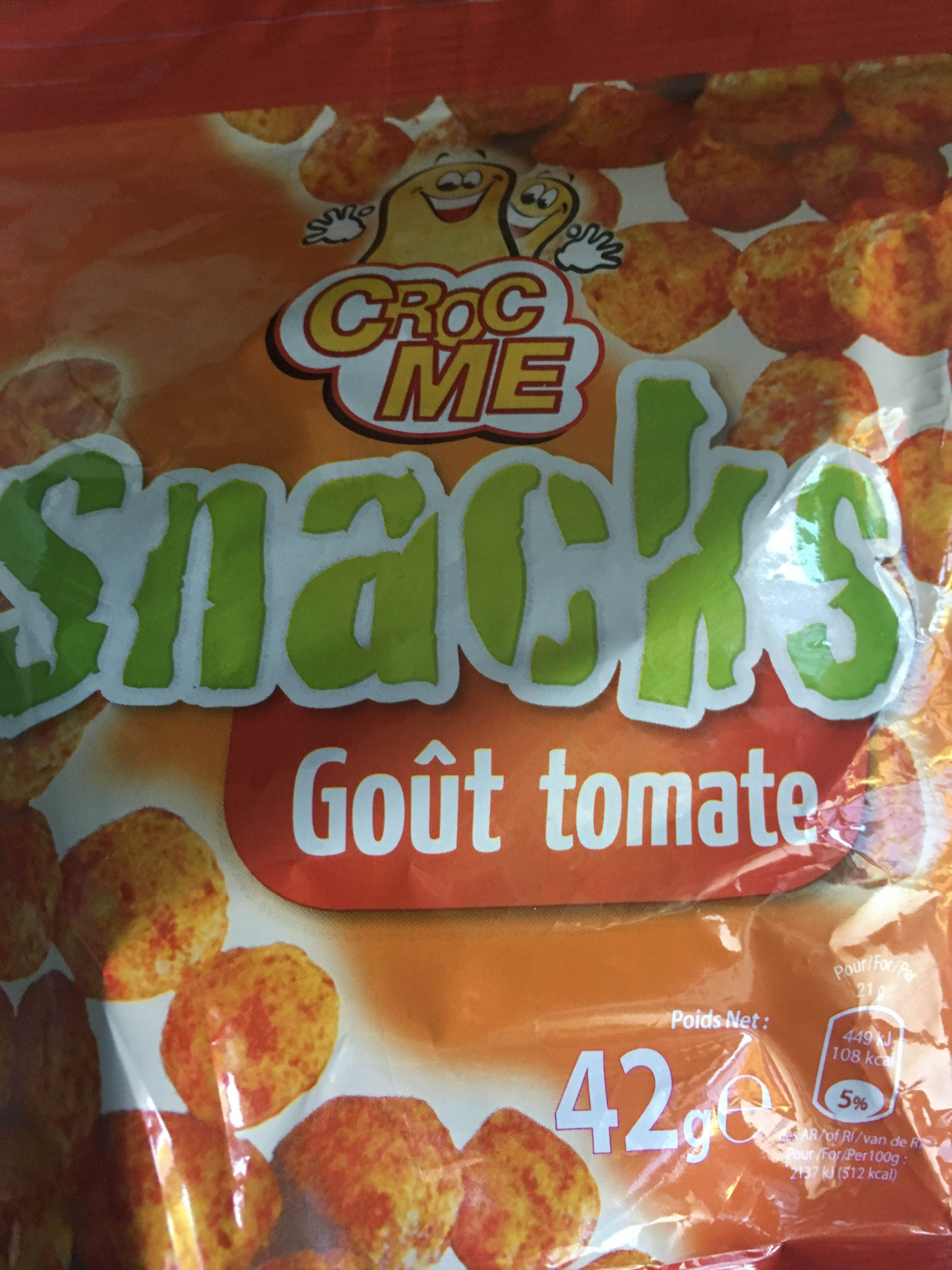 Boules tomate - Product