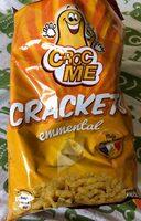 Crackets Emmental - Produit