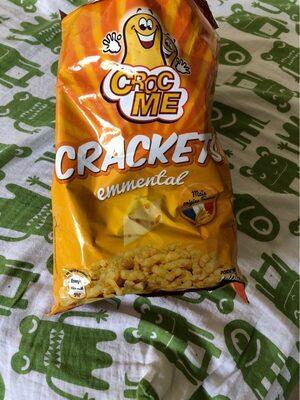 CRACKETS emmental - Product - fr