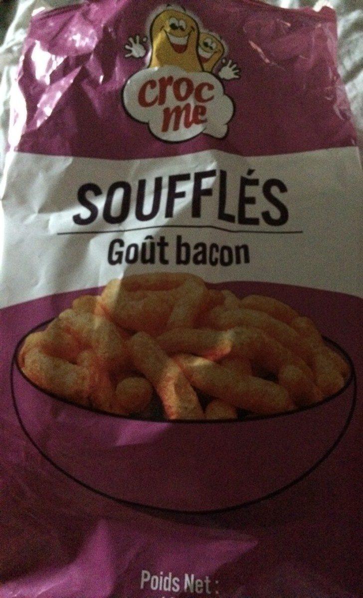 Soufflés gout Bacon - Product