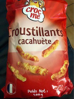 Croustillants cacahuete - Product - fr