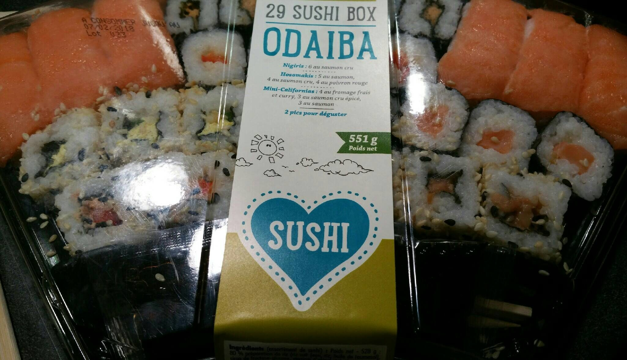 Odaiba - Produit - fr