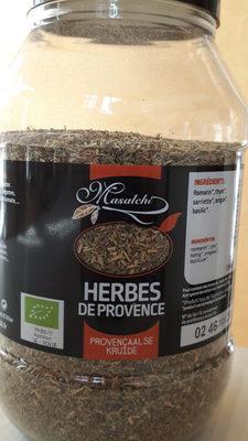 Herbes De Provence 250G Pot Pet Bio - Product - fr