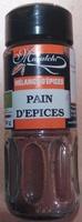 Mélange d'épices Pain d'épices - Product