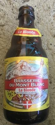 La Blonde - Product