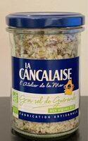 Gros sel de Guérande aux algues BIO - Produit