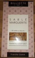 Sablé marguerite - Produit - fr