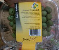 Cacahuètes wasabi - Produit - fr