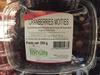 cranberries moitiés - Product