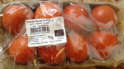 Tomates rondé ecologiques - Produit