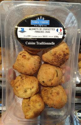 Beignets de légumes (courgettes fraîches) - Product