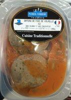 Verriere, Gateau de foie de volaille, de 480 Gr - Product