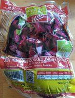 Betteraves rouges biologiques - Produit