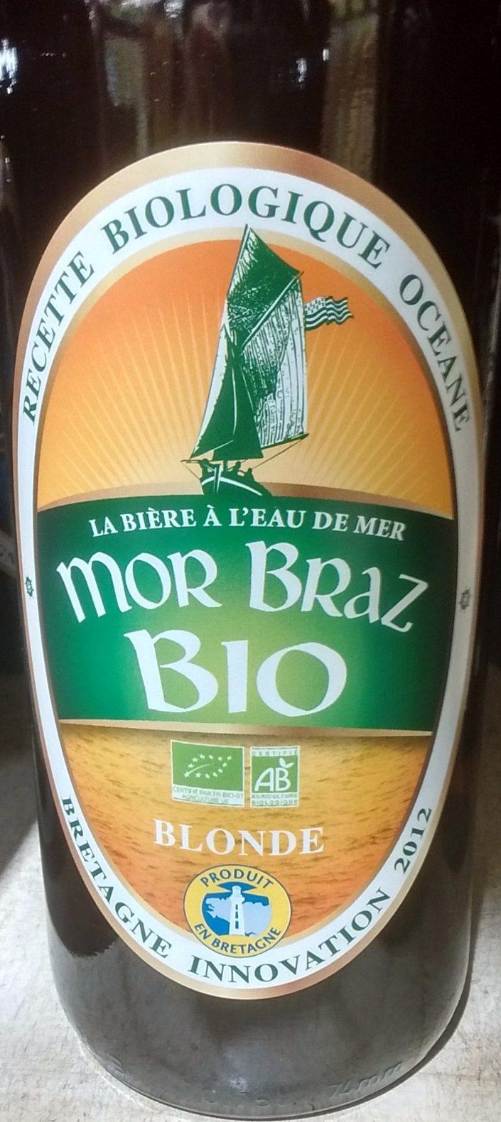 Mor Braz Bio Blonde (5%) - Product - fr
