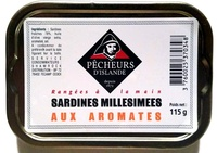 Sardines Millésimées aux aromates - Produit