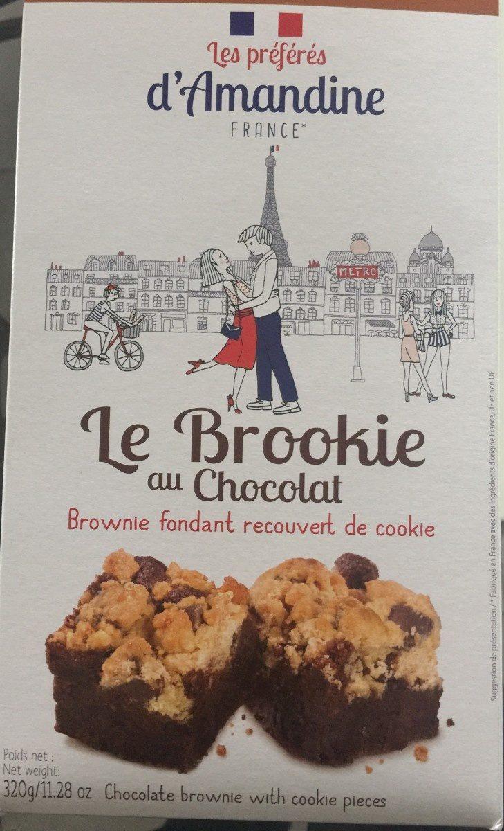 Le Brookie au Chocolat - Product