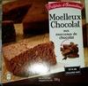 Moelleux Chocolat aux morceaux de Chocolat - Produit