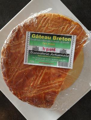 Gâteau Breton fait main - Produit