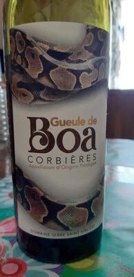 Gueule de Boa - Produit - fr