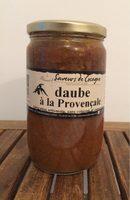 Daube à la provencale - Produit - fr