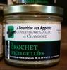 Rillettes Brochet épices grillées - Produit
