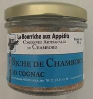Terrine Biche de Chambord au cognac - Product
