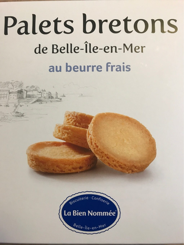 Palets bretons de Belle-Ile-en-Mer - Product