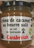 Crème de caramel au beurre salé au sel de Guérande 220 g - Carabreizh - Produit