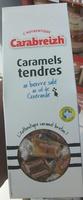 Caramels tendres au beurre salé au sel de Guérande - Produit