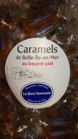 Caramels de Belle Ile en Mer - Product