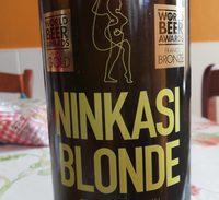 ninkasi blonde - Product - fr